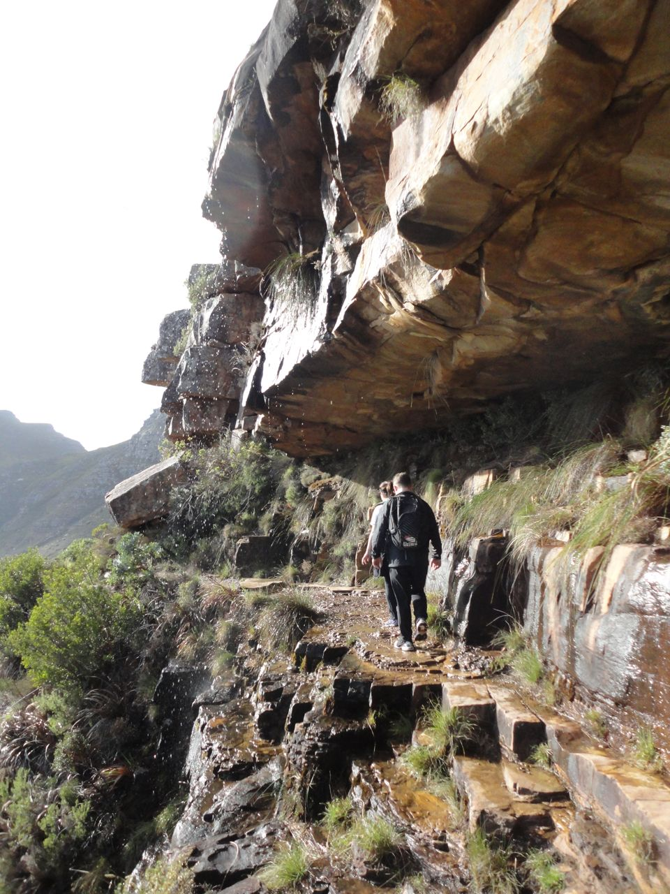 Platteklip Gorge Mother City Hikers Plasttekpp April 9 2013 Mike And Moira Were Here From Ireland While Cape Town Was Experiencing Some Rainy Weather I Always Feel Bad When People Come England Or